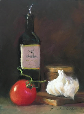 'AGLIO OLIO' BY JEANNE ROSIER SMITH