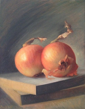 *SOLD* 'ONIONS' BY NICOLE ALGER