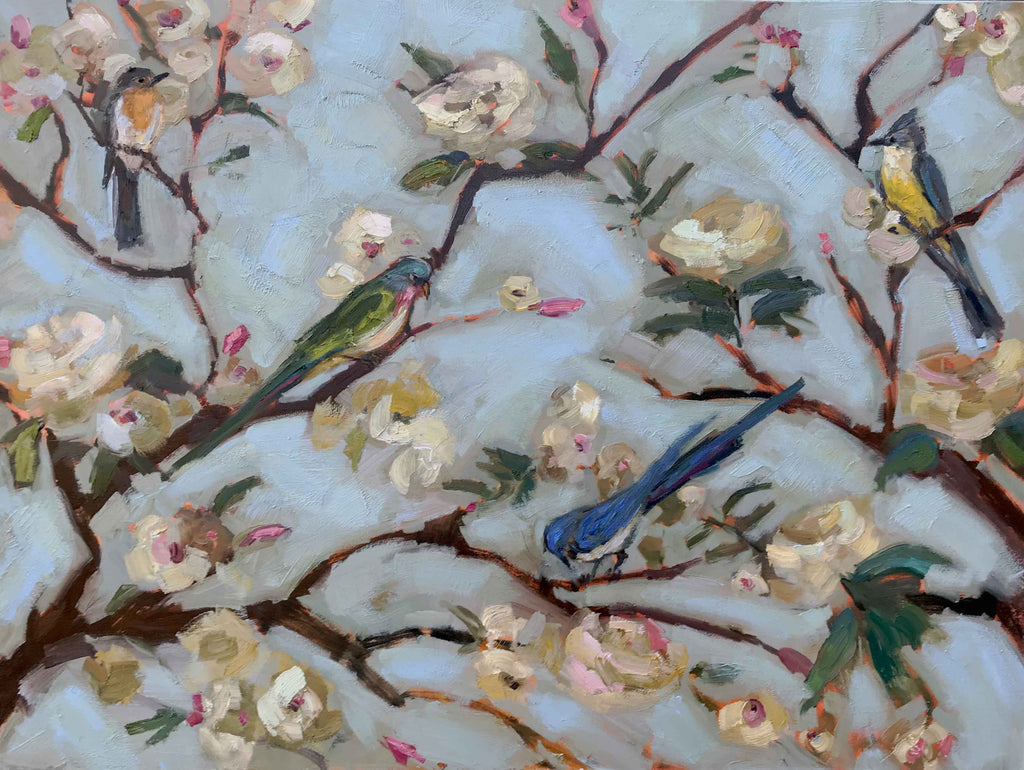 'BIRDS OF A FEATHER' BY KATHRYN TROTTER