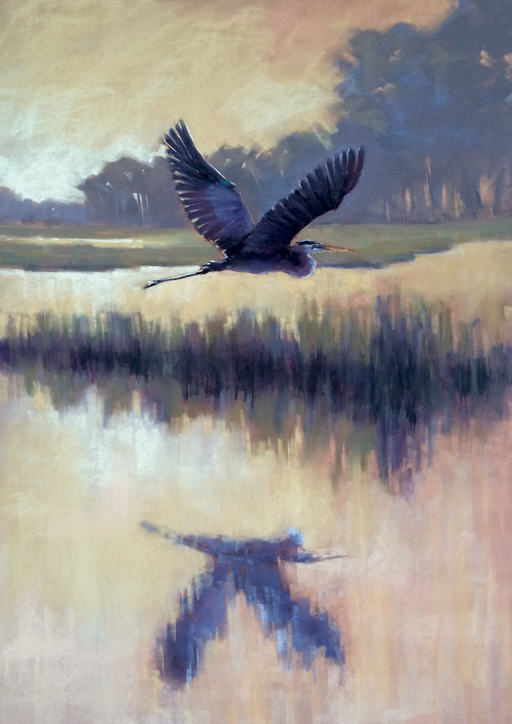 *SOLD* 'FLY AWAY HOME' BY CECILIA MURRAY