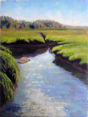 'ON THE MARSH' BY JOAN DROMEY