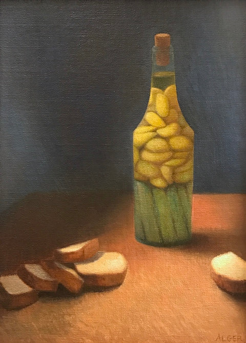 'GARLIC BOTTLE' BY NICOLE ALGER