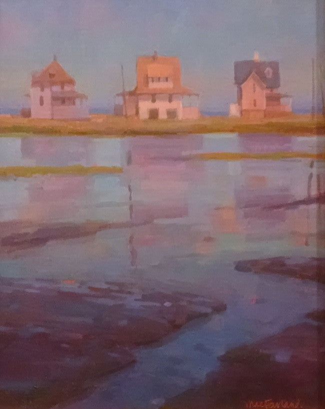 'COTTAGE REFLECTIONS' BY JEANNE MACFARLAND