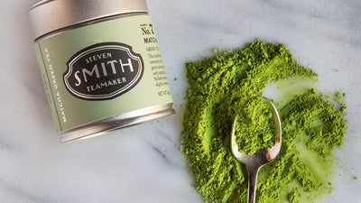 New Matcha Now Available