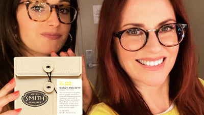 Collaboration with Actresses Megan Mullally and Stephanie Hunt