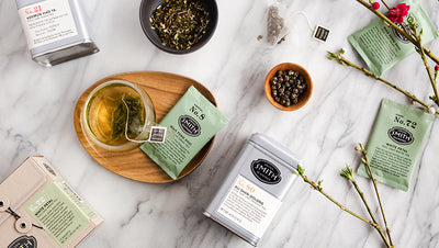 Top Five Spring Tea Picks