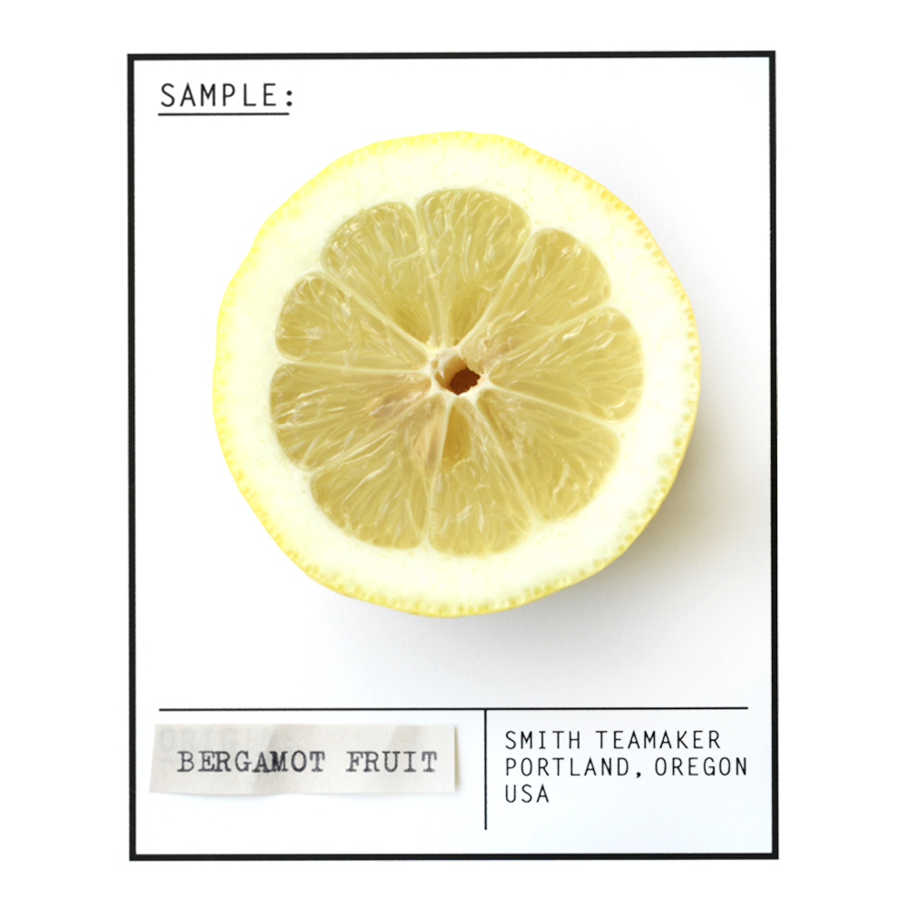 Bergamot Fruit Smith Teamaker