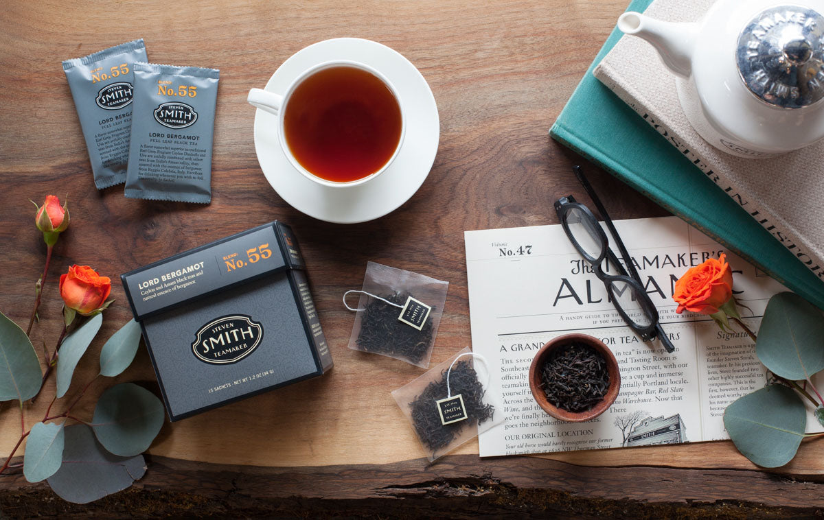 Black Tea Brew Guide