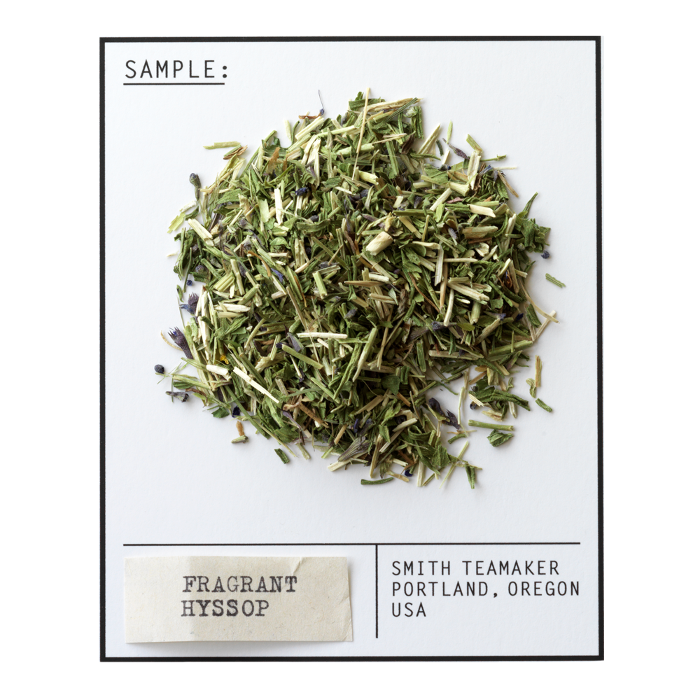 Smith Tea - Meadow, Caffeine-Free Herbal Infusion – Smith
