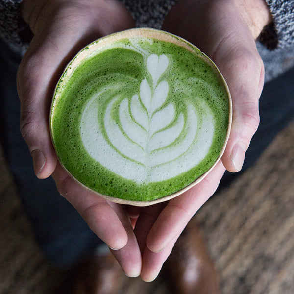 Hot Matcha Latte Recipe