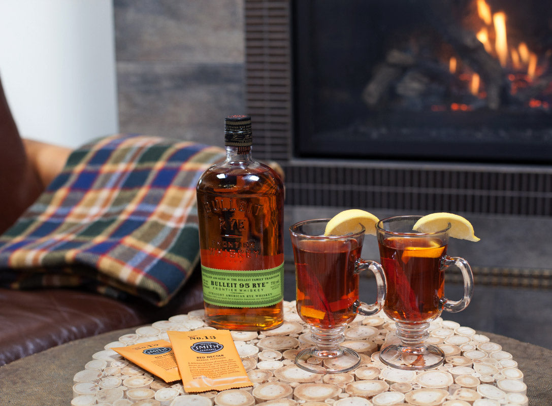 Hot for Rye Toddy