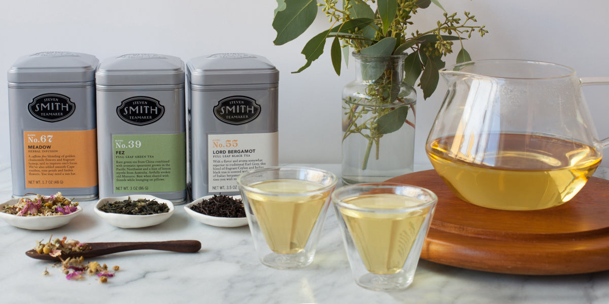 How to Brew Smith Teas
