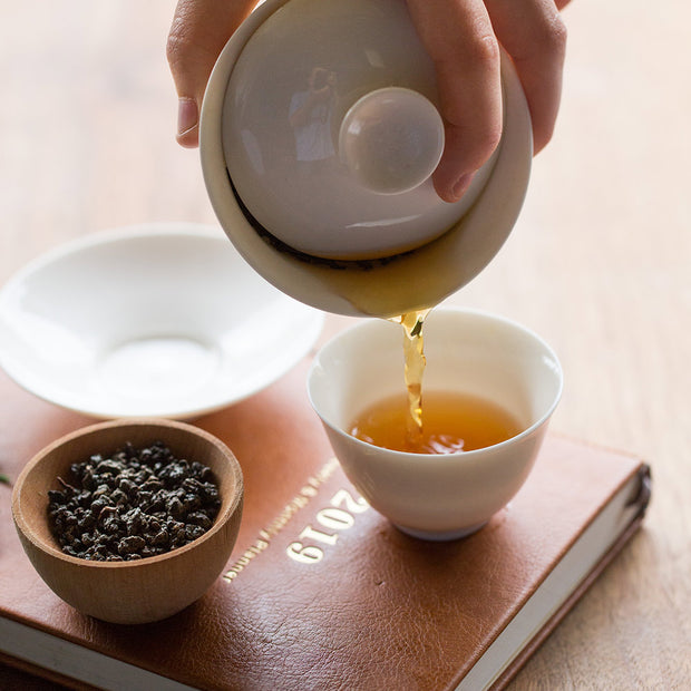 Golden Oolong Reserve