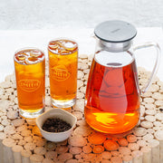 FORLIFE Flask Glass Iced Tea Jug
