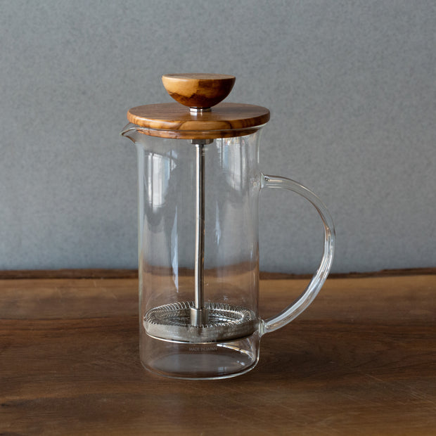 Hario Wooden Tea Press