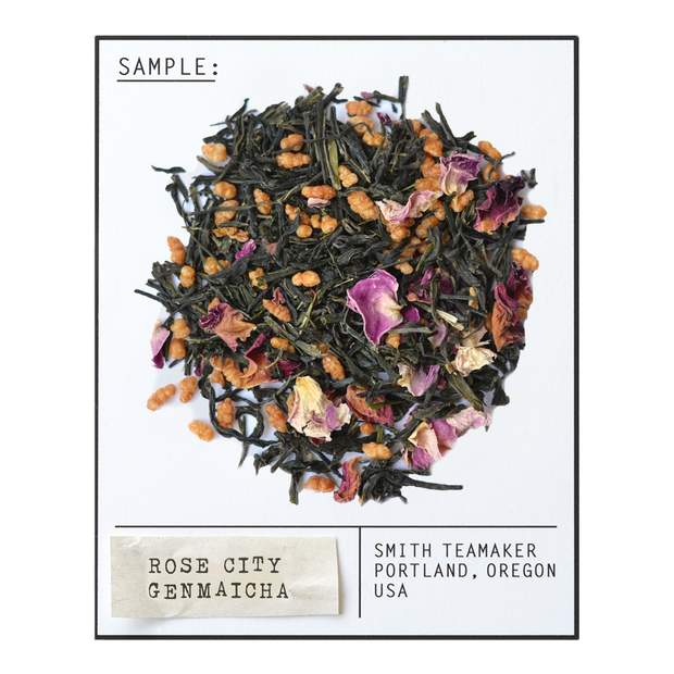 Rose City Genmaicha