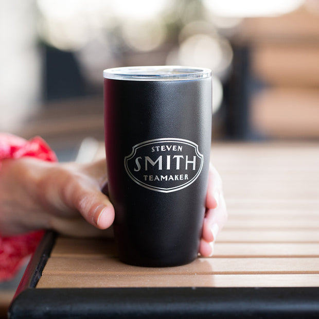 Smith Insulated Travel Tumbler