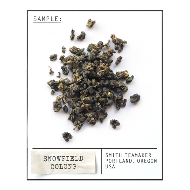 Snowfield Oolong Reserve