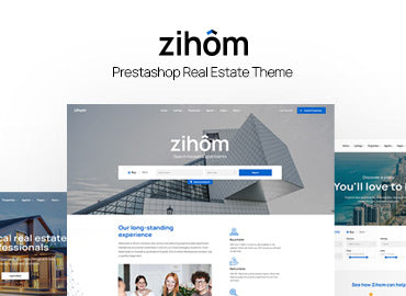 Leo Zihom Prestashop Real Estate Theme