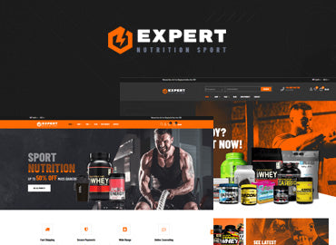 Leo Expert - Sport And Fitness Online Store Prestashop Theme