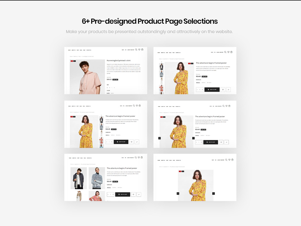 Leo Noe High Fashion Prestashop Theme
