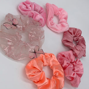 The PYNK Scrunchie Set