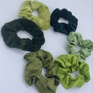 Down to Earth Scrunchie Set