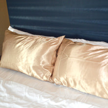 Load image into Gallery viewer, Satin Sleep-Tight Pillowcase