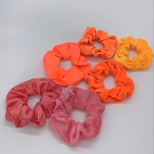 Tropical Paradise Scrunchie Set