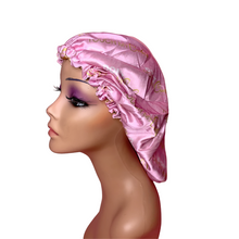 Load image into Gallery viewer, Luxurious Double Layer Satin Bonnet