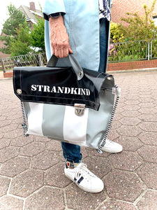 Casual City-Bag mit safety lock