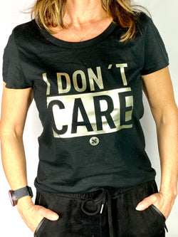 "T-Shirt ""DONT CARE"""