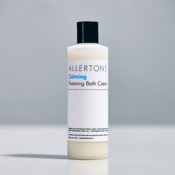 Calming Foaming Bath Cream