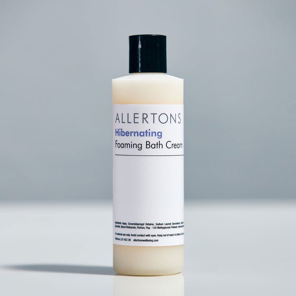 Hibernating Foaming Bath Cream