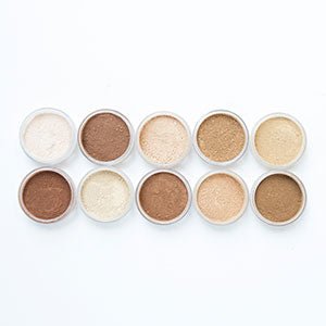 Allertons Powder Mineral Foundation SPF 15 - Allertons