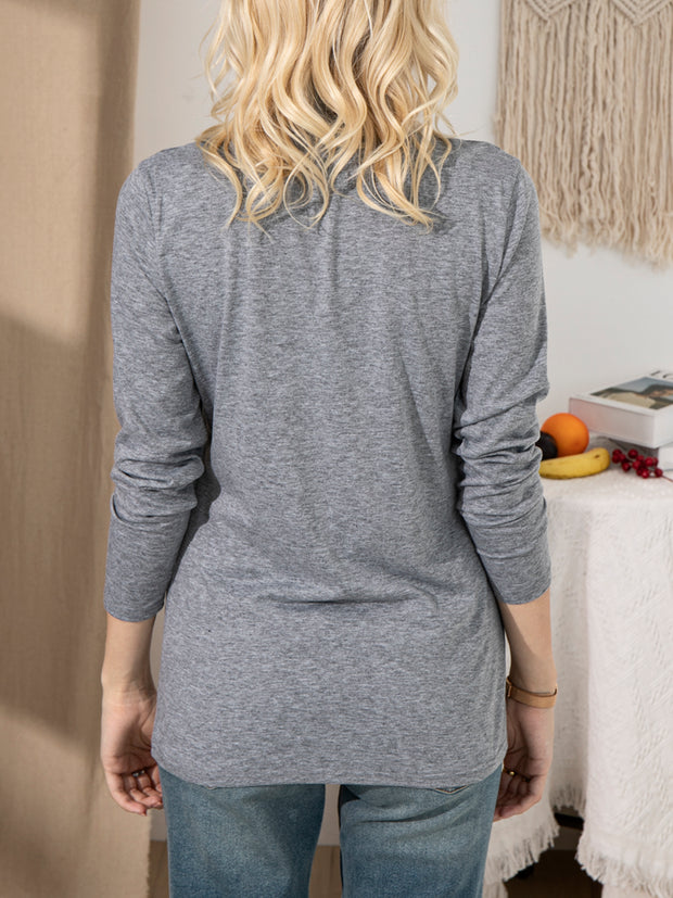 Ladies' Personality Connected Top