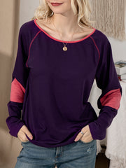 Ladies Casual Sports Top
