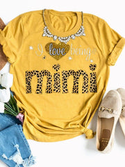 Yellow Casual Cotton Short Sleeve Shirts & Tops