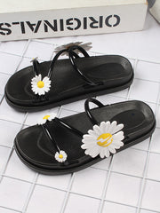 Summer Daisy sandals