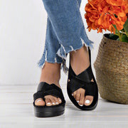 Women Vintage Sandal Shoes