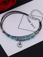 As Picture Alloy Vintage Anklets
