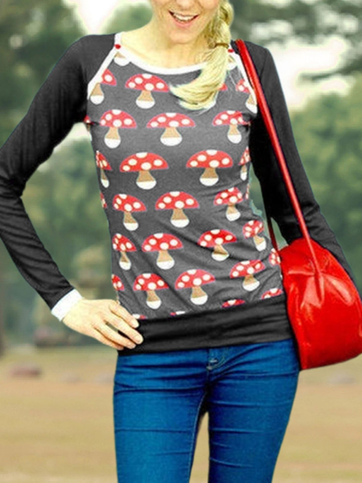 Printed Casual Shirts & Tops