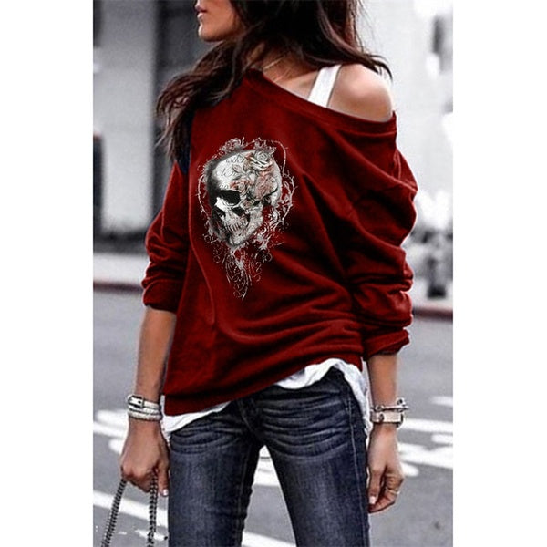 Casual Printed Shirts & Tops