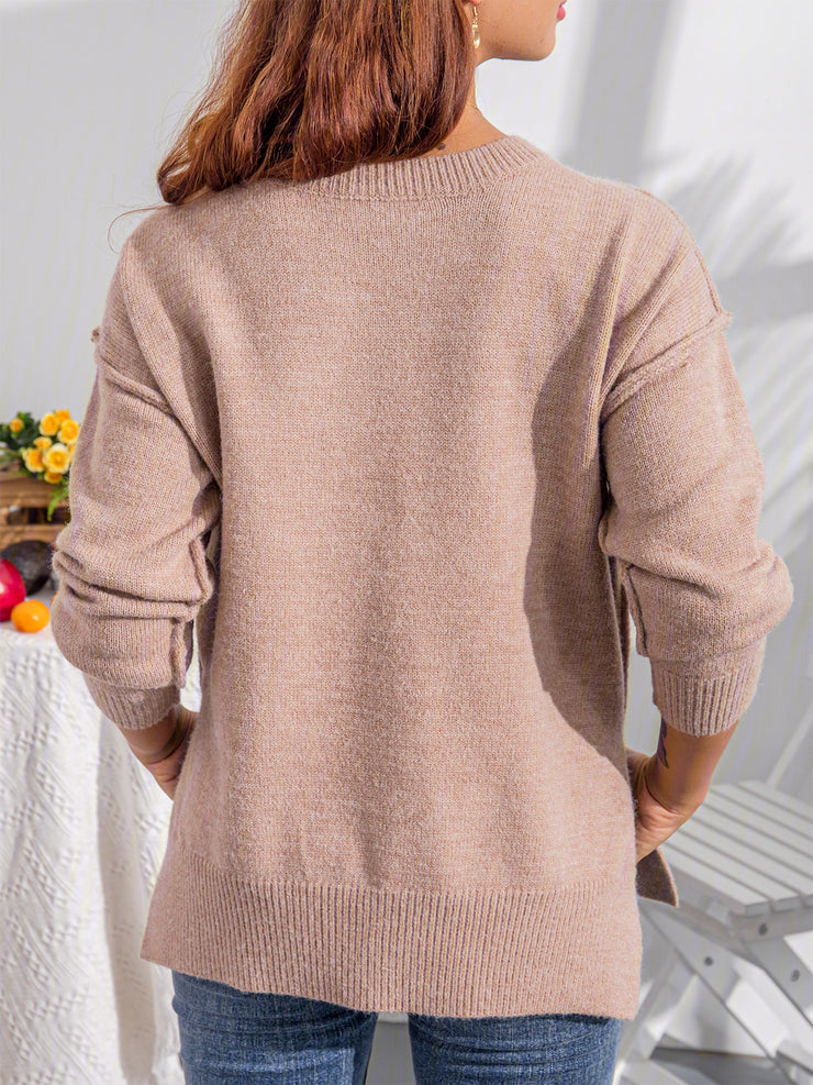 Winter Ladies Warm Cashmere Sweater
