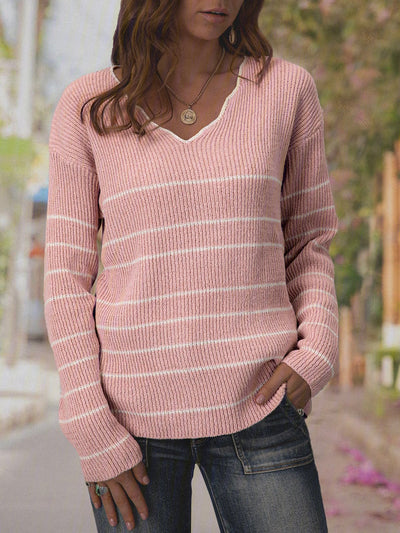 Long Sleeve Vintage Sweater