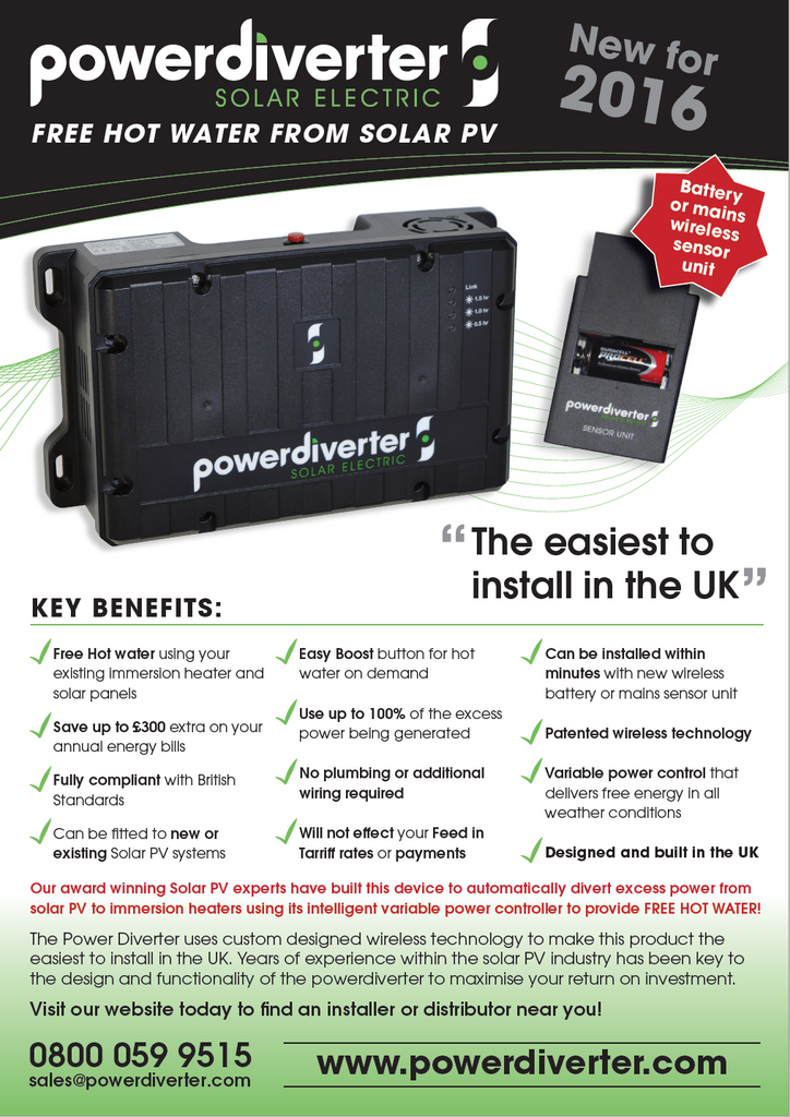 UK Datasheet