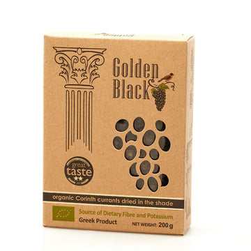 Organic Dried Currants from Corinth (PDO) (7 oz)