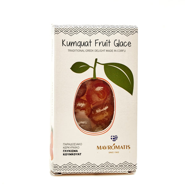 Candied Kumquat from Corfu (PDO) (5.3 oz)