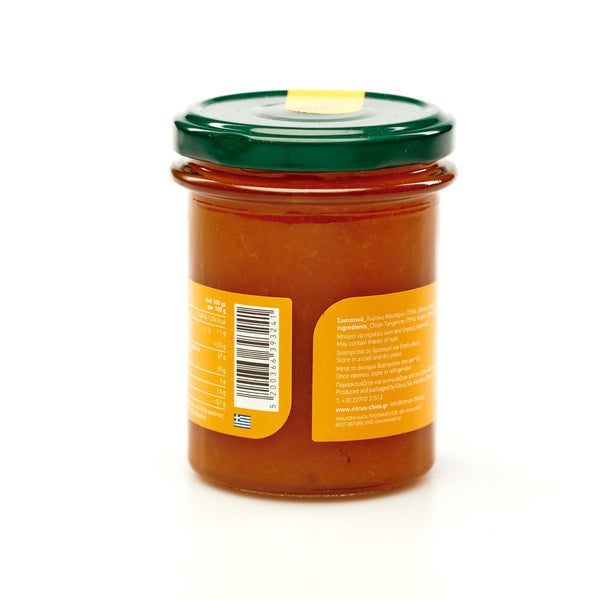 Tangerine Jam from Chios (8.8 oz)