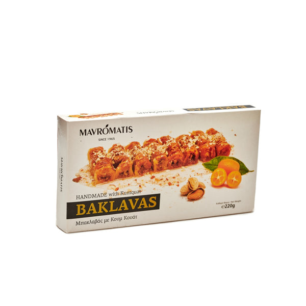 Kumquat Baklava from Corfu (7.8 oz)